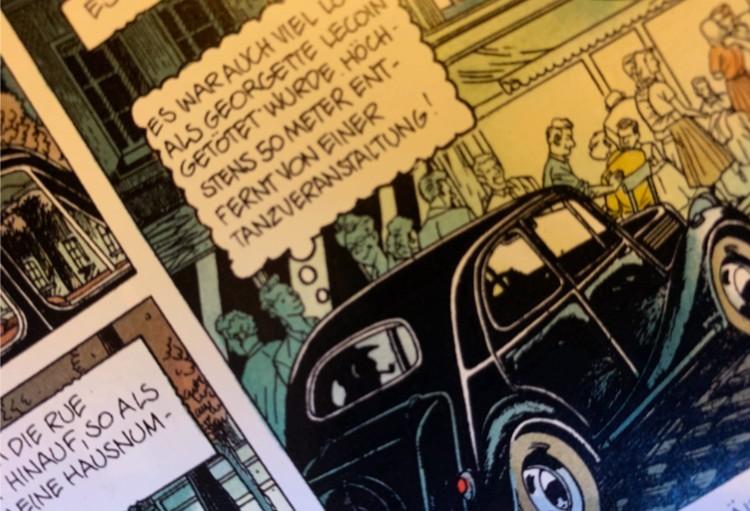 Comic-Maigret