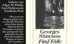 Fünf Fälle für Maigret