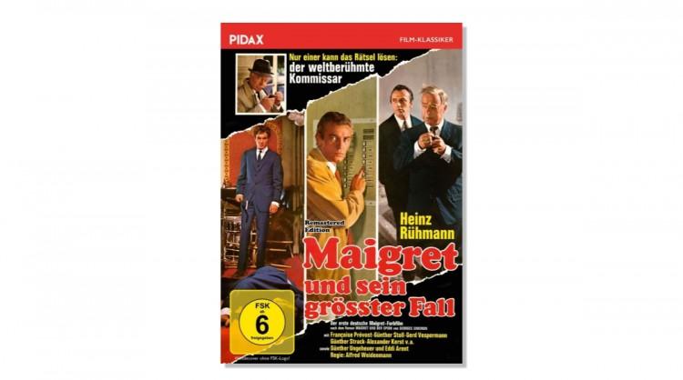 Mal wieder: »Maigret und sein größter Fall«