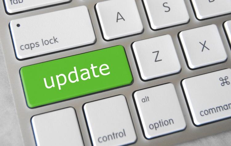 Update Key