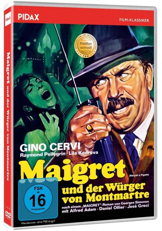 Maigret mit Gino Cervi