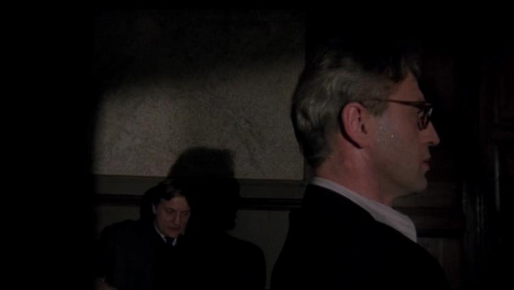 Maigret (Cremer) verhört Andersen