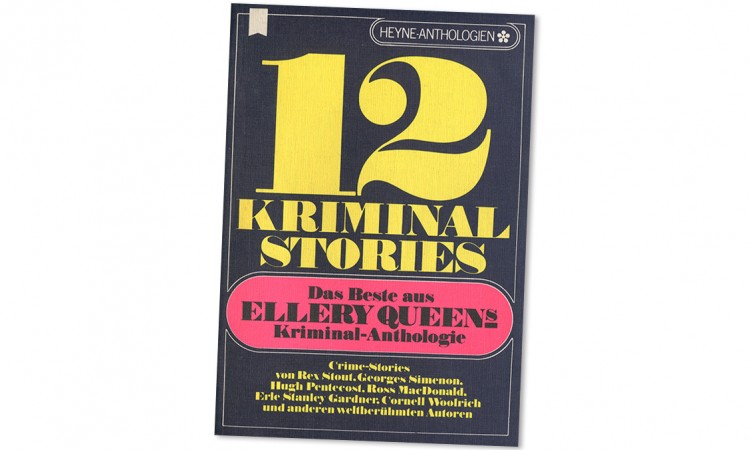 »Ellery Queen's Kriminal-Anthologie 18«