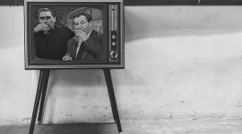Noch ein Fernseher