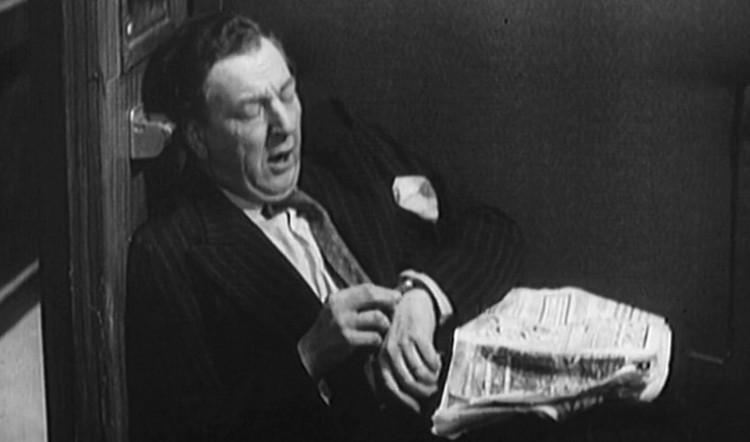 Maigret im Zug nach Villefranche