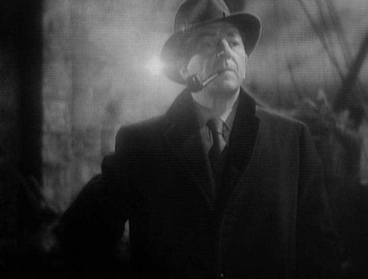 Maigret schaut in die Nacht