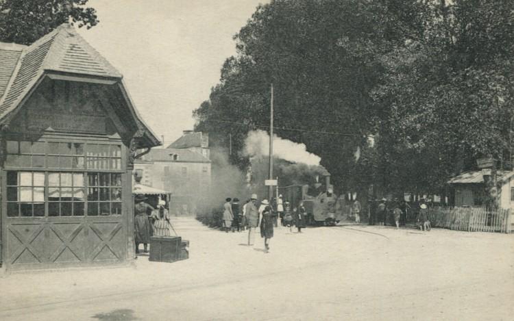 Ouistreham – Bahnhof