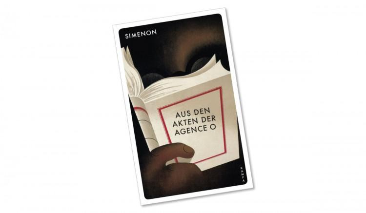 Cover »Aus den Akten der Agence O«