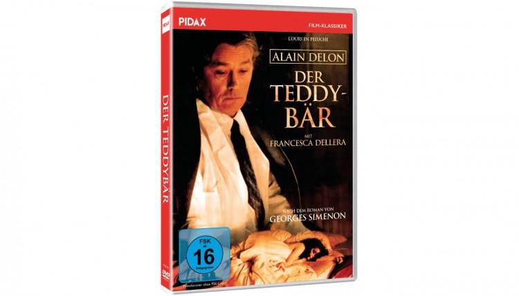 Der Teddybär - Alain Delon