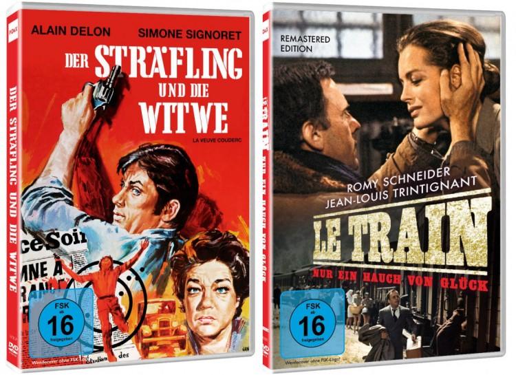 Der Sträfling und die Witwe  / Le Train - Nur ein Hauch von Glück