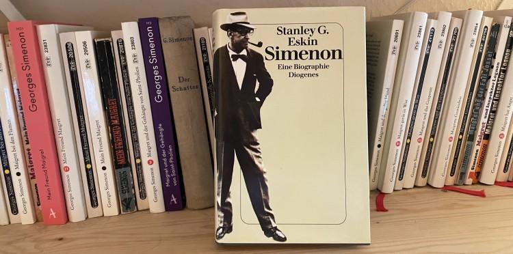 Stanley G. Eskin – Simenon