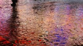 Schwarzer Regen