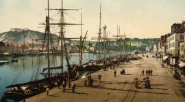 Die beiden Alten in Cherbourg