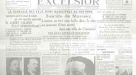 Stavisky oder: Die Selbstmordmaschine