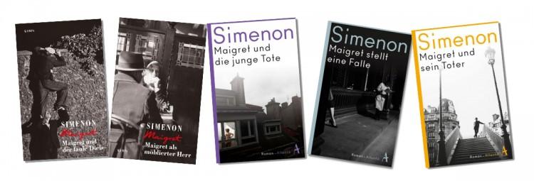 Die fünf besten Maigrets