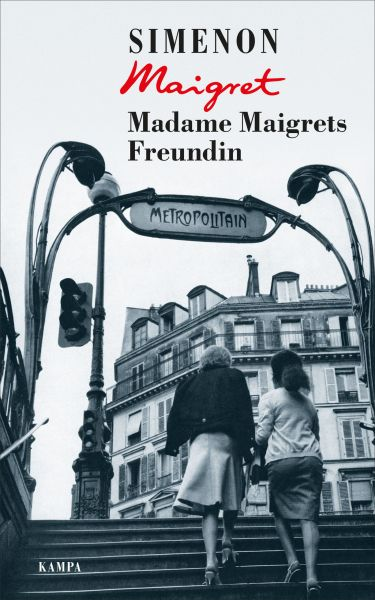 ´Madame Maigrets Freundin – März 2022