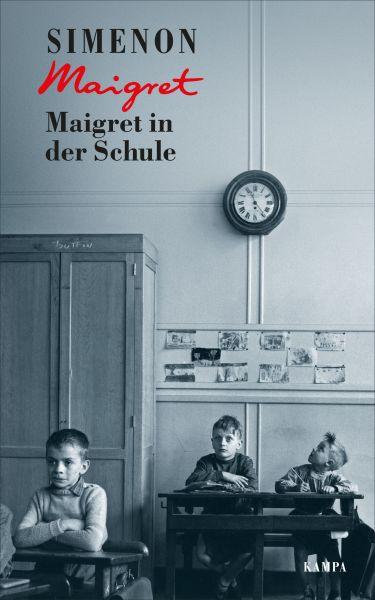 ´Maigret in der Schule – März 2022